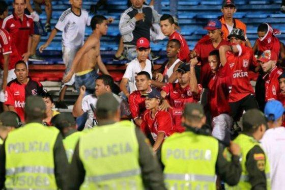 Sanción para el América fue de 8 millones de pesos y 2 partidos a puerta cerrada
