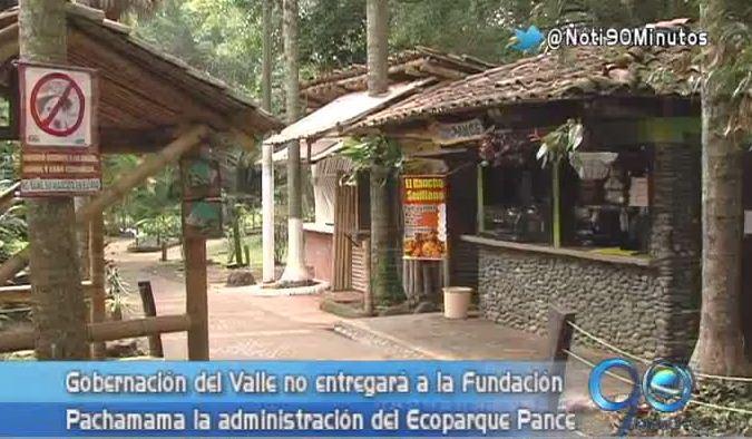 Ecoparque de Pance ya no será́ administrado por la Fundación Pachamama