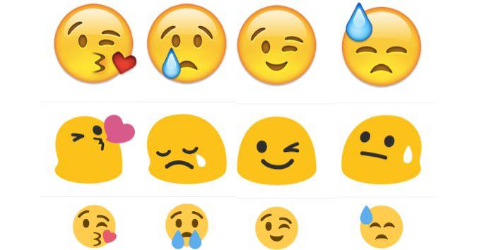 Nuevos emoticones promoverán diversidad racial en el 2015