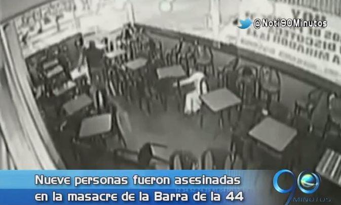 Informe Especial: Barra la 44, un año después