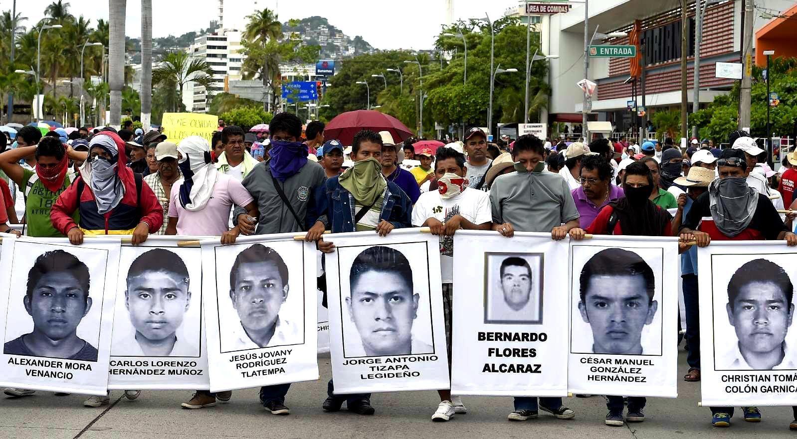 43 estudiantes desaparecidos en México fueron asesinados