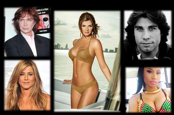 Conozca el antes y el después de estos famosos