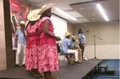 A ritmo de marimba y cantos se goza en Buenaventura