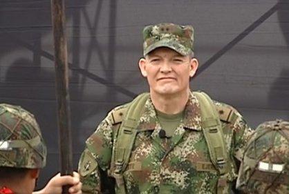 Liberación de general Alzate iniciaría el domingo