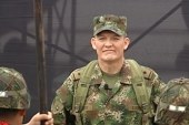 El General Alzate sería liberado este fin de semana