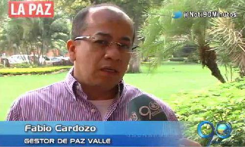 Gestor de Paz del Valle cree conveniente un cese bilateral del fuego