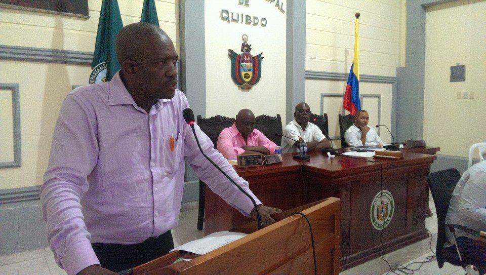 """""""Muchas comunidades no lo aceptaban por vestir de militar"""": Gob. de Chocó"""