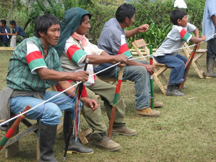 Guerrilleros asesinaron a dos guardias indígenas en Toribío