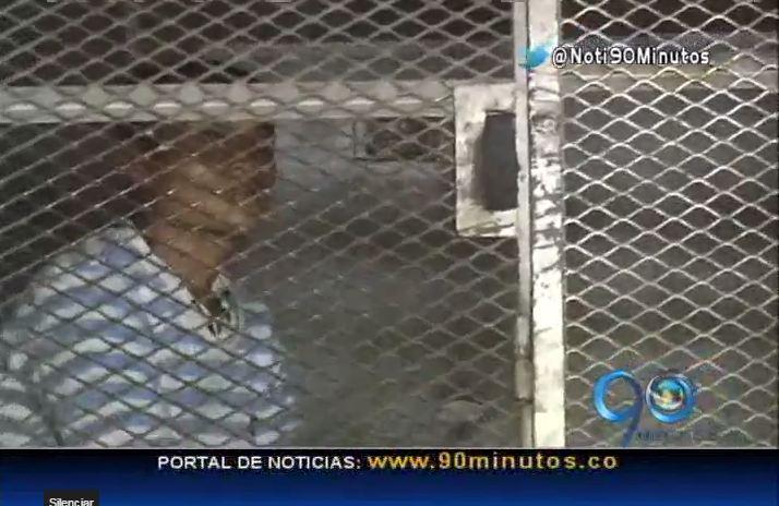 Guerrilleros condenados por indígenas ingresaron a cárcel de Popayán