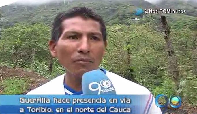 Líderes indígenas del norte del Cauca denuncian amenazas contra sus vidas