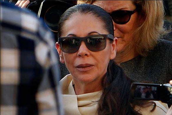 La cantante Isabel Pantoja deberá pagar dos años de cárcel