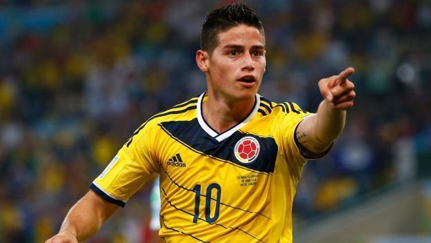 El Gol de James Rodríguez ante Uruguay esta nominado al Premio Puskás