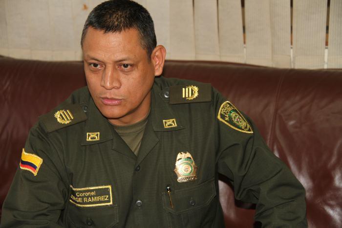 El Inpec tiene nuevo director: el coronel Jorge Luis Ramírez