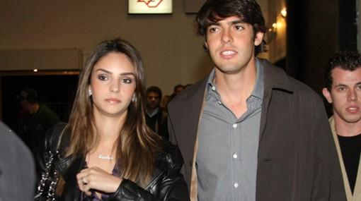 Kaká y su esposa, Caroline Celico, se separaron