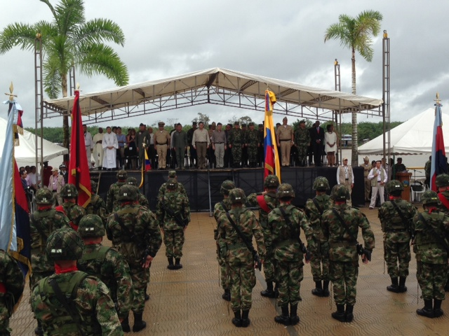 Santos : General rompió protocolos de seguridad en zona roja