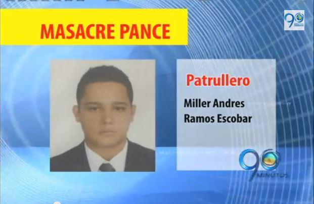 Quedó en libertad policía vinculado a la masacre de Pance