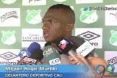 Miguel Murillo comandará el ataque del Deportivo Cali ante el DIM