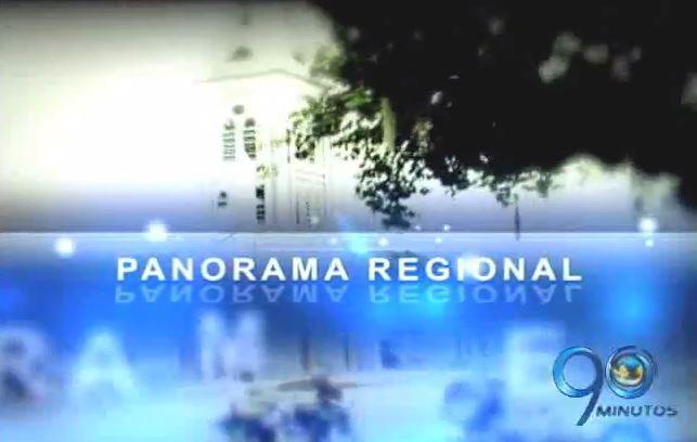 Conozca las noticias de la región en nuestro: Panorama regional