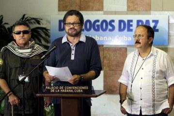 Farc advierten riesgo en liberaciones por operaciones militares