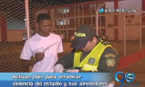 Desde hoy inicia control de alcoholemia y alucinógenos en el Pascual Guerrero