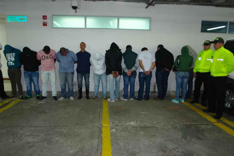 14 policías capturados en Cali fueron retirados de la institución
