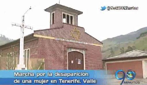 Preparan marcha para exigir liberación de una mujer en Tenerife, Valle