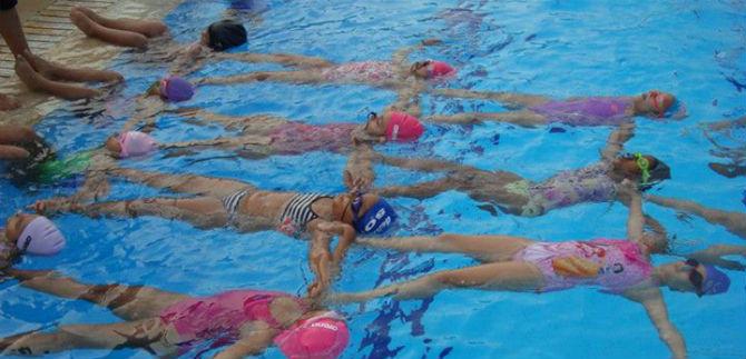 Cali es epicentro nacional del nado sincronizado