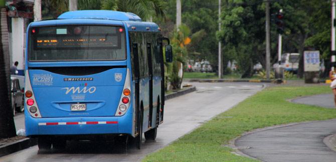 Dos rutas del Mío cambiarán su operación en temporada de vacaciones