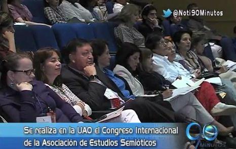 Se realiza en la UAO el Congreso Internacional de Estudios Semióticos