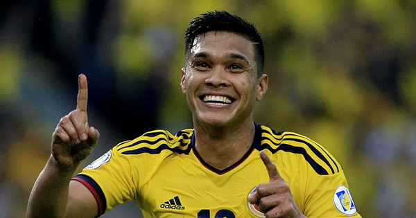 La Selección Colombia derrotó a EE.UU sobre el final del partido
