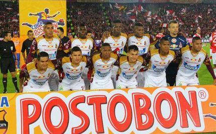 Tolima se coronó por primera vez, campeón de la Copa Postobón