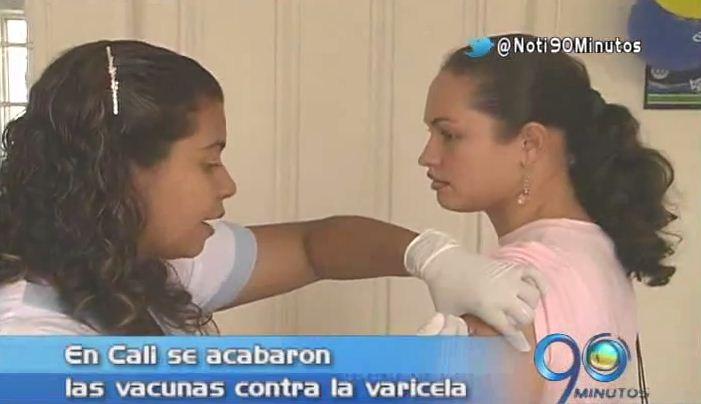 Pedriátras afirman que en Cali no hay vacunas contra la varicela