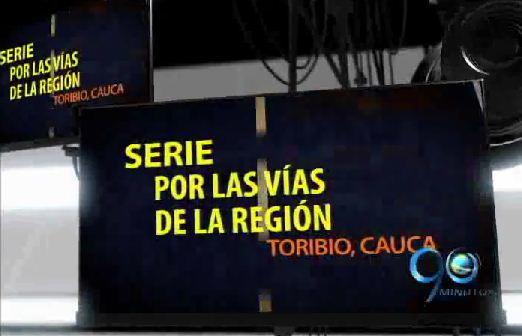 Serie Por las Vías de la Región. Vía a Toribío, Cauca