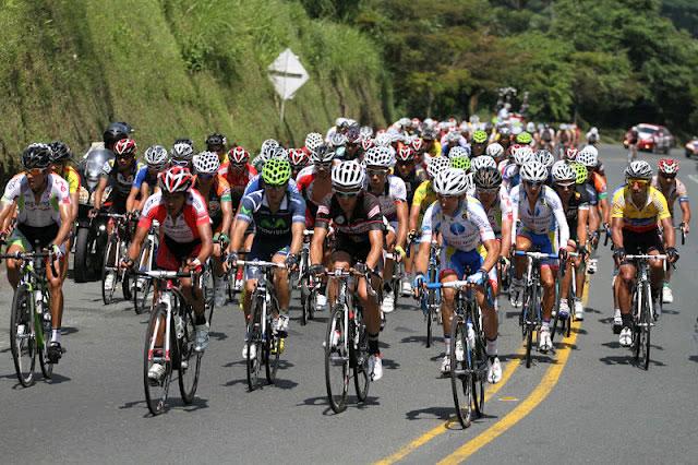 Se añadirán tres etapas a la Vuelta a Colombia en el 2015