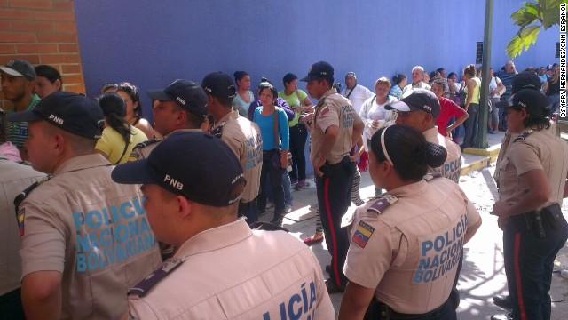 Mueren 13 presos que estaban en huelga de hambre en Venezuela