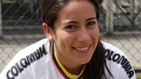 Otro triunfo de la reina mundial del BMX : Mariana Pajón