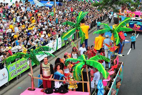 La Feria tendrá una carroza que producirá energía sostenible