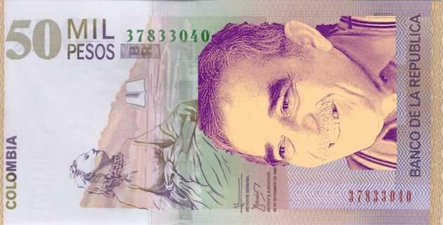 Gobierno aprueba billete con rostro de Gabriel García Márquez