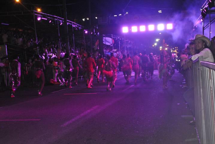 Las mejores imágenes del Salsódromo en la Feria de Cali