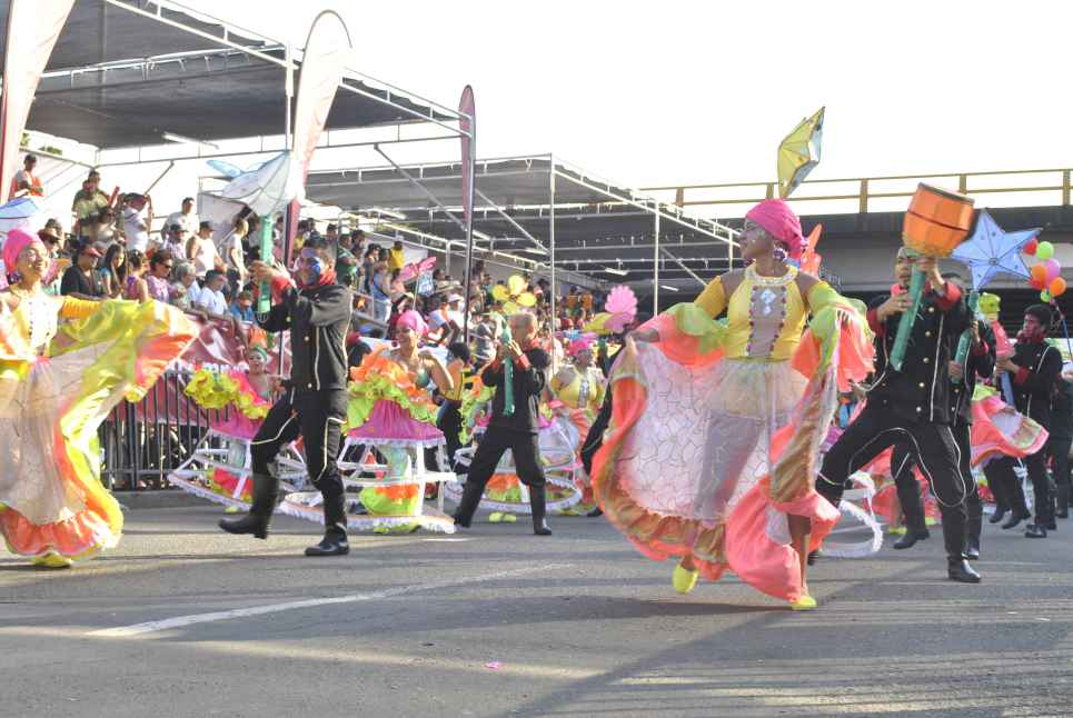 Las mejores imágenes del desfile del Cali Viejo