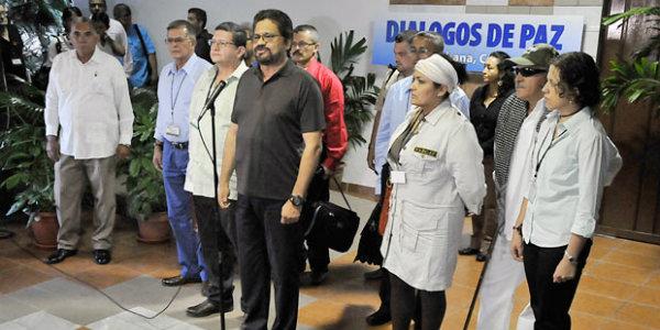 Víctimas del conflicto armado viajaron a la Habana, Cuba