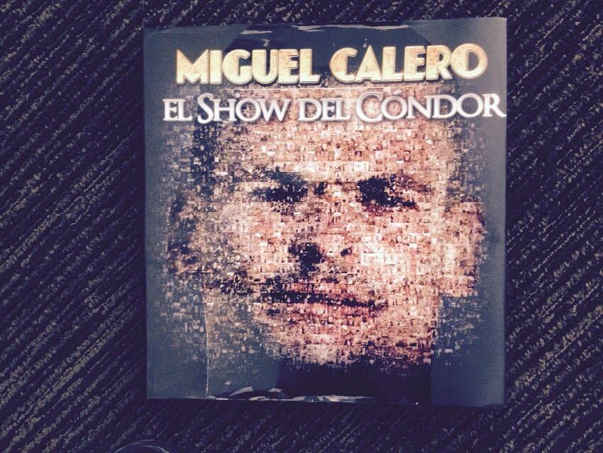 Con un libro, periodista caleño rindió homenaje a Miguel Calero
