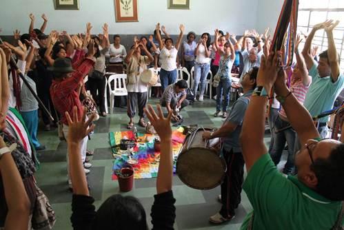 Cabildos indígenas de Santiago de Cali presentan sus Planes de Vida