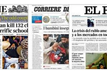 Medios internacionales reaccionaron al anuncio de las Farc