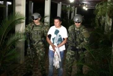 Capturan al enlace entre las Farc y carteles mexicanos