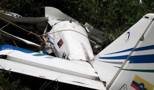Los diez ocupantes de una avioneta murieron en un accidente en el Tolima