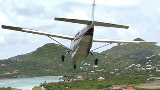 Siete personas murieron en accidente aéreo en Santander