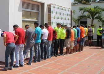 A la cárcel ocho integrantes del Clan Úsuga que delinquían en Buenaventura
