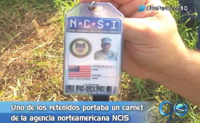 Capturados falsos agentes de seguridad de EE UU en una finca de Rozo, Valle