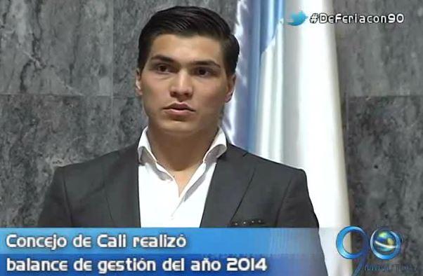 Concejo de Cali realizó balance de gestión del 2014